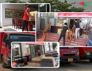 chuyển văn phòng trọn gói tphcm SG MOVING