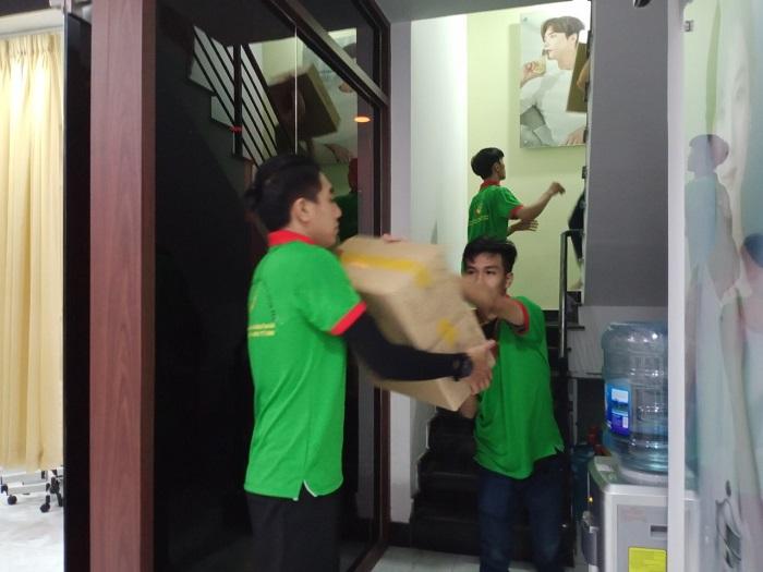 Dịch vụ chuyển nhà chuyên nghiệp uy tín tại tphcm