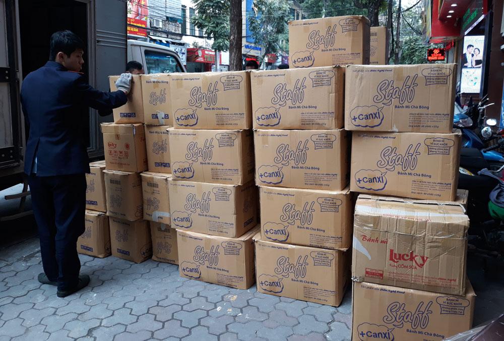 Địa chỉ mua thùng giấy carton chuyển nhà