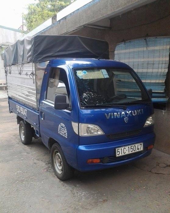 Xe tải nhỏ chuyển nhà tại TPHCM