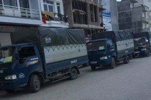 Đơn vị uy tín để thuê xe tải chuyển đồ