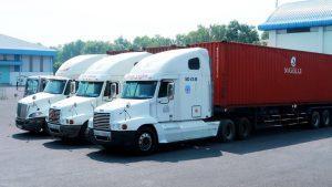 Quy trình vận chuyển hàng hóa