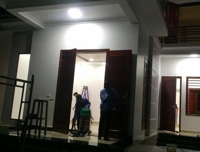 Chuyển nhà vào ban đêm