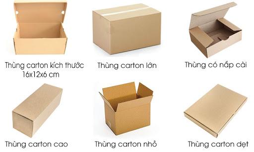 Công dụng không ngờ đến của thùng carton cũ