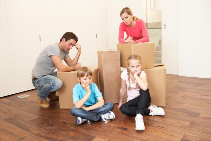 Khoảng thời gian khá eo hẹp khi bạn phải chuyển nhà đầu năm
