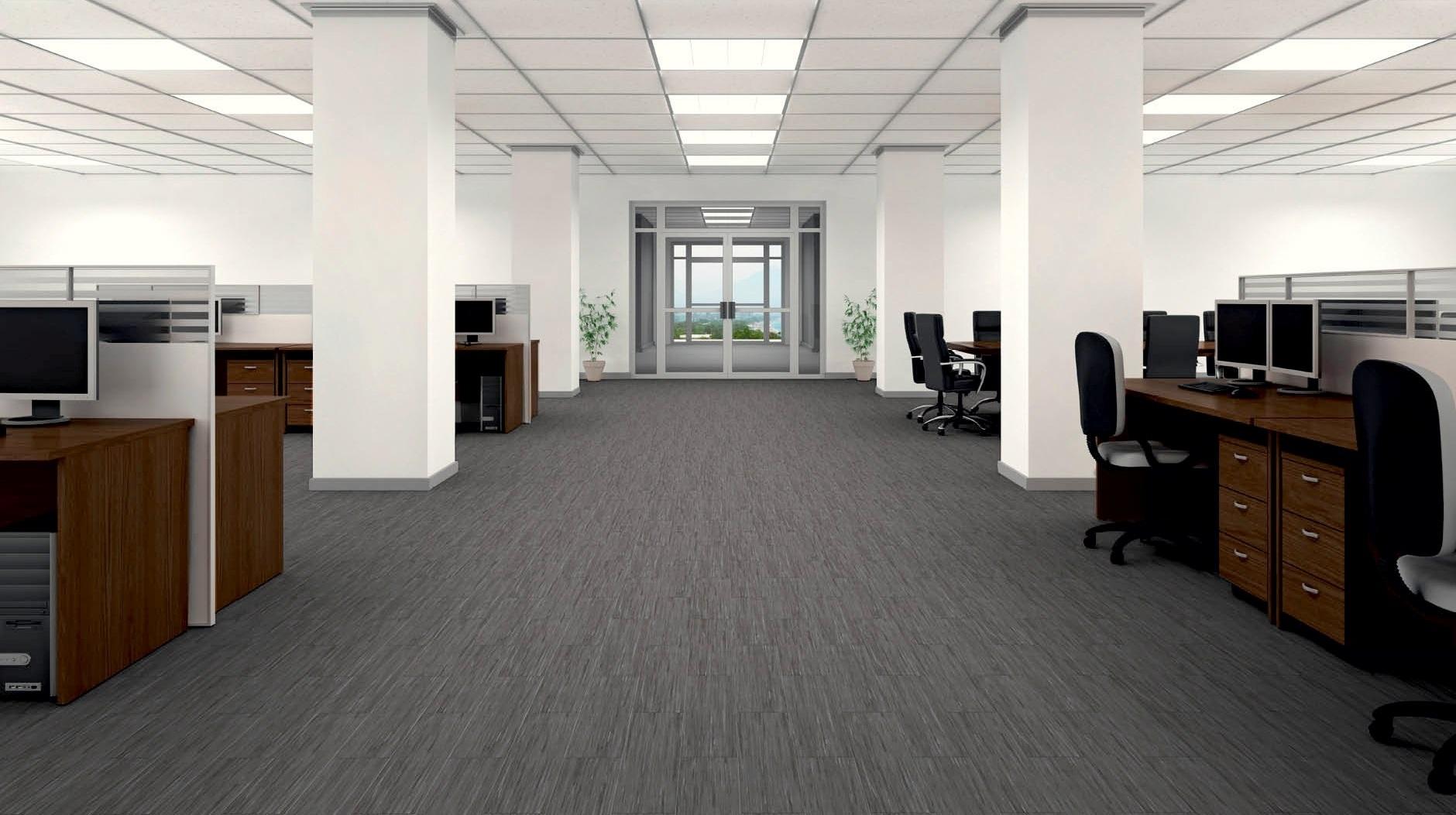 Thảm trải sàn của văn phòng công ty