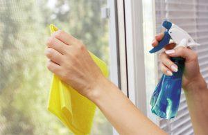 Cách làm sạch tất cả những đồ có bề mặt kính