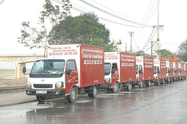 Taxi Tải Thành Hưng là một thương hiệu lớn nhưng hạn chế là có nhiều dịch vụ mạo danh nên người dùng cần tỉnh táo