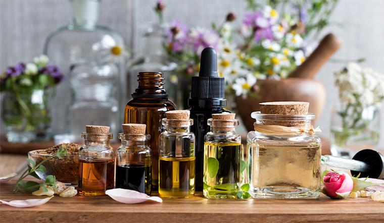 Khử mùi sơn bằng tinh dầu thiên nhiên
