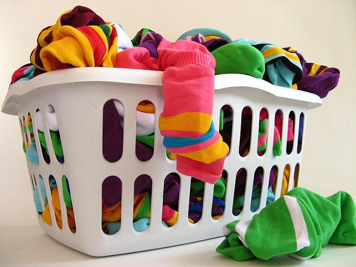 Bạn nên phân loại quần áo với phụ kiên loại nhỏ