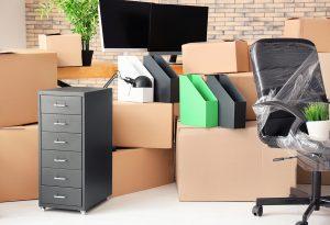 Sắp xếp thời gian đóng gói đồ trong văn phòng
