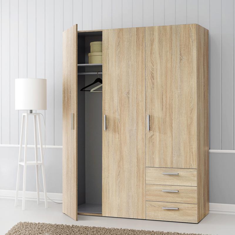 Tháo dỡ tủ quần áo gỗ