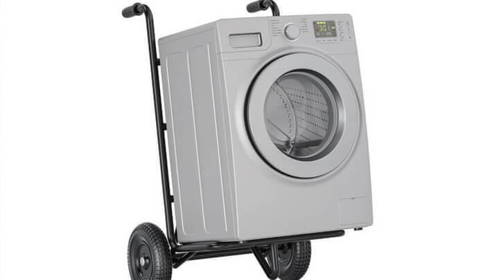 Dụng cụ vận chuyển máy giặt