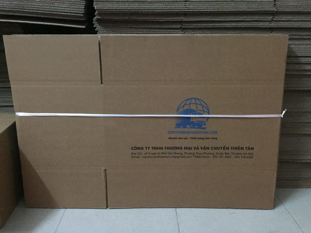 Thùng carton cũ chất lượng cao