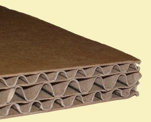 Các lớp sóng thùng carton