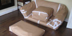 Đóng gói bàn ghế