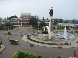Dịch vụ cho thuê xe tải chở hàng Sài Gòn đi Đắc Lắc