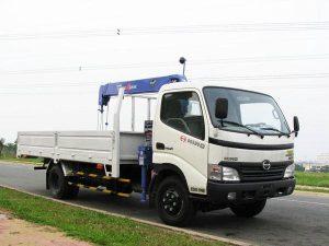 Dịch vụ cho thuê xe cẩu quận 9 tphcm