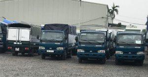 Thuê xe tải ở quận Tân Bình