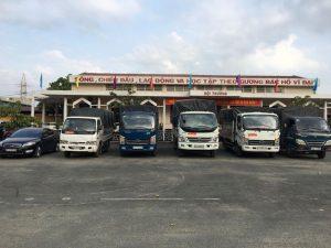 Dịch vụ cho thuê xe tải chở hàng quận 11 tphcm