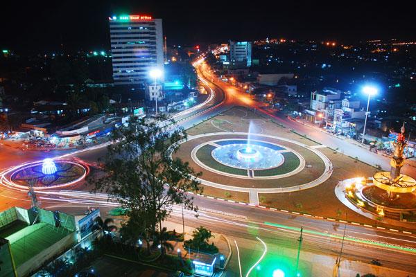 Dịch vụ cho thuê xe tải chở hàng Sài Gòn đi Gia Lai