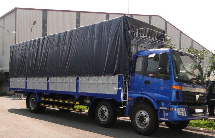 thuê xe tải chở hàng Sài Gòn đi Ninh Thuận