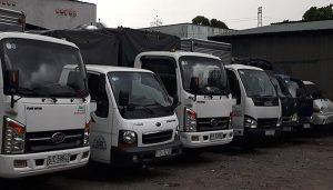 Dịch vụ cho thuê xe tải chở hàng tại quận 10