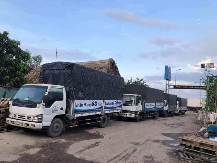 Dịch vụ thuê xe tải chuyển hàng Sài Gòn đi Huế của Dịch vụ chuyển Đồ