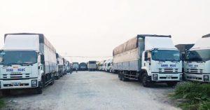 Dịch vụ cho thuê xe tải chở hàng Sài Gòn đi Huế