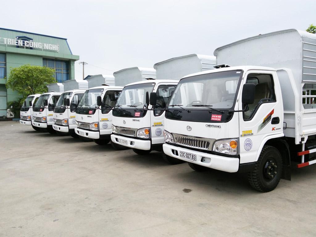 xe tải chuyển nhà tại quận Gò Vấp