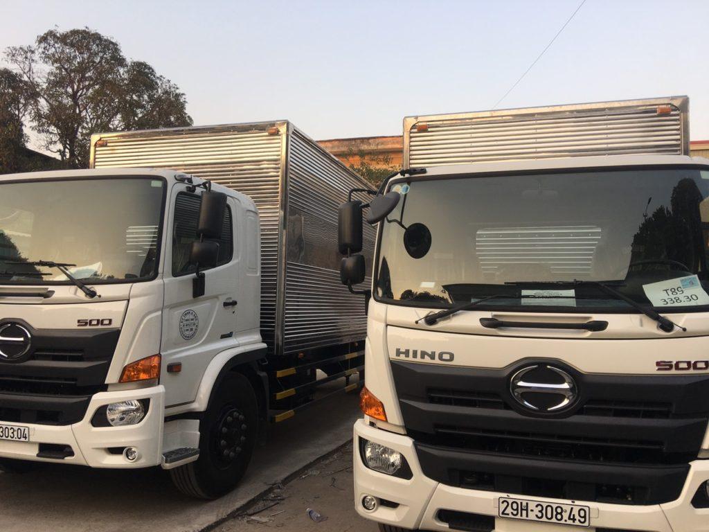Dịch vụ cho thuê xe tải huyện Cần Giờ