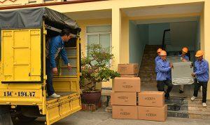 Đội ngũ nhân viên sẽ giúp viện chuyển nhà của bạn tiết kiệm thời gian nhất