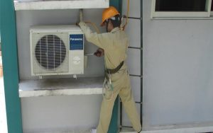Dịch vụ tháo lắp di dời máy lạnh giá rẻ huyện Bình Chánh