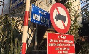 Biển báo cấm xe tải 106a