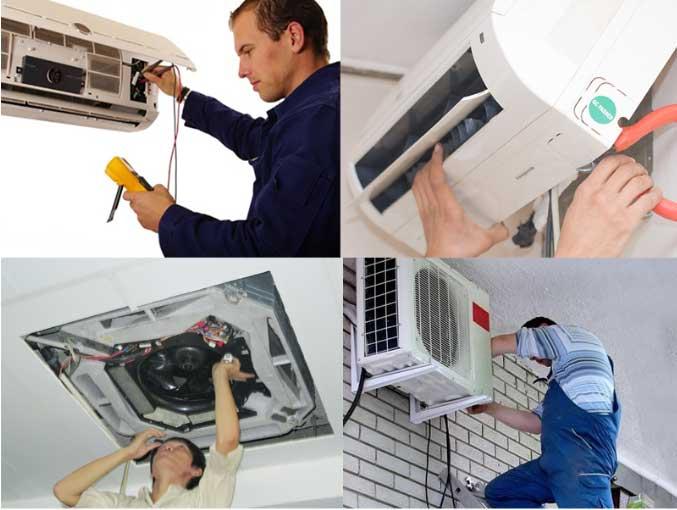 Dịch Vụ Chuyển Đồ cung cấp nhiều loại hình dịch vụ tháo lắp di dời máy lạnh
