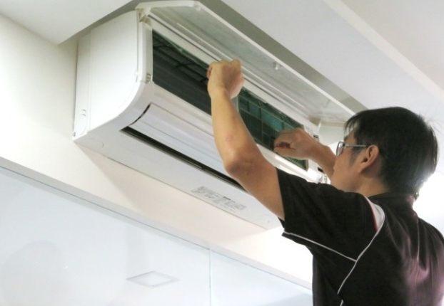 Nhu cầu tháo lắp máy lạnh ngày càng tăng