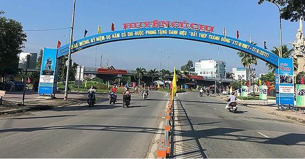 Dịch vụ chuyển nhà trọn gói giá rẻ huyện Củ Chi