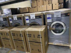 Cách đóng gói máy giặt để chuyển nhà