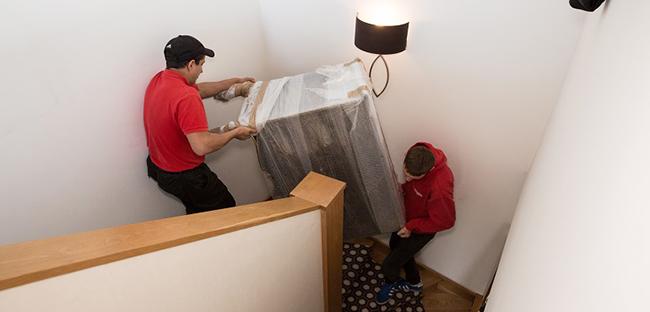 Làm thế nào để di chuyển tủ quần áo khi chuyển nhà