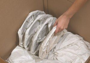 Đặt hàng dễ vỡ vào thùng carton để an toàn hơn