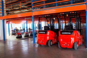 Dịch vụ cho thuê xe nâng hàng giá rẻ huyện Củ Chi