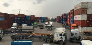 Tra cứu container tại cảng Cát Lát