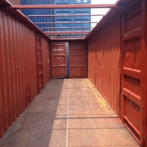 Xe Container 20 Feet Mở nóc