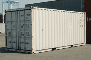 Container 20 feet cách nhiệt