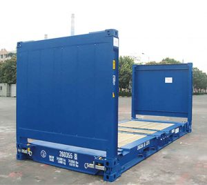 Container 20 Feet Flat Rack
