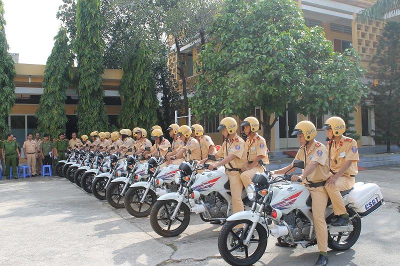 Xe mô tô chuyên dùng
