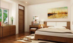 Sắp xếp bố trí phòng ngủ hợp lý