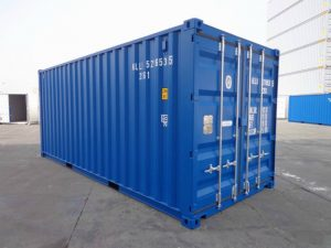 Container 20 feet cao