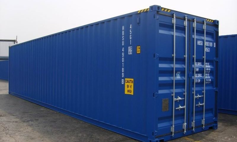 Container 20 feet khô