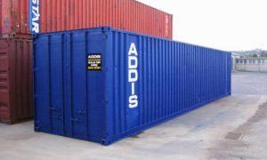 [Giải đáp] 1 container 40 feet chở được bao nhiêu tấn